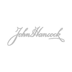 John Hancock Logo gray