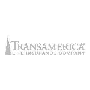 Transamerica logo gray