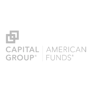 Capital Group | American Funds logo gray