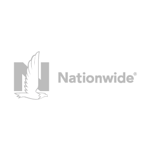 Nationwide logo gray