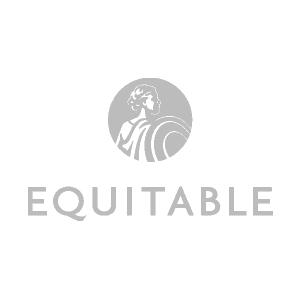 Equitable logo gray