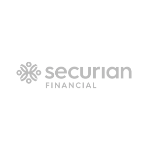 securian financial logo gray
